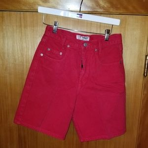 Guess vintage denim shorts